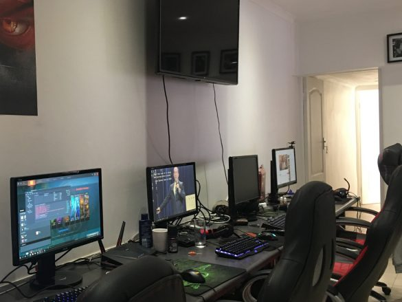 Sport SA gets its first gaming house